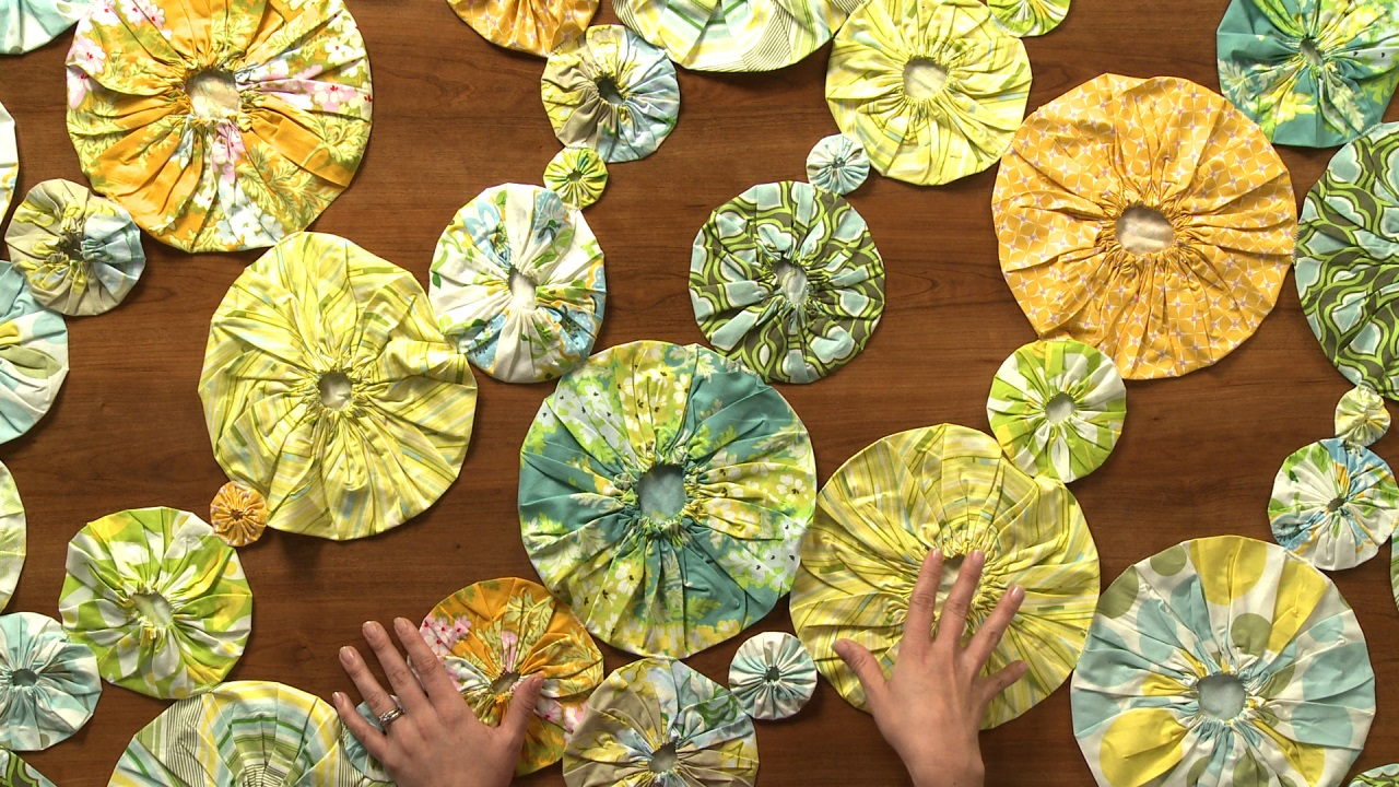 Create Sewing Projects Using Fabric Scraps