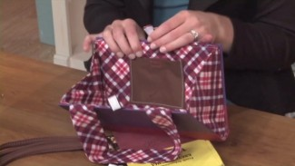 How to Make a Purse Out of A Book