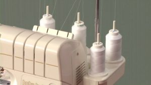 How to Use a Serger & Serger Techniques