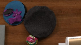 Making a Wool Beret