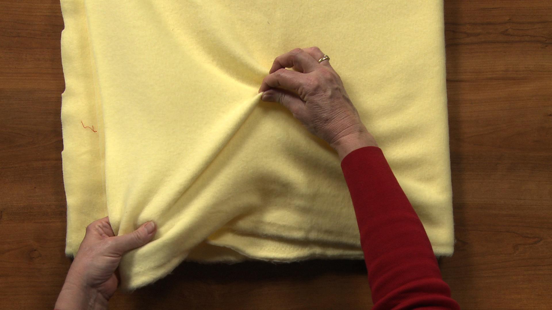 Fabric Tips: Sewing Fleece