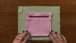 Sewing a Purse Lining