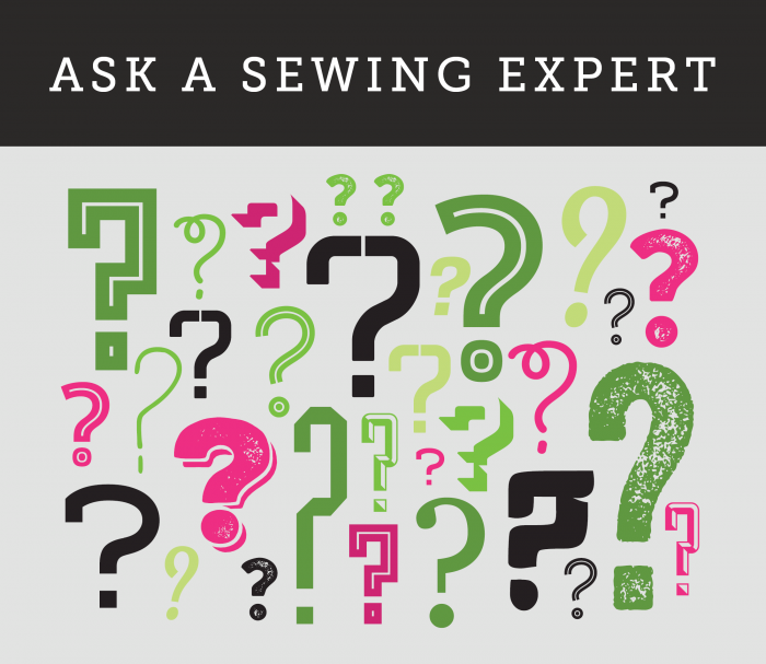 Ask a Sewing Expert - NSC