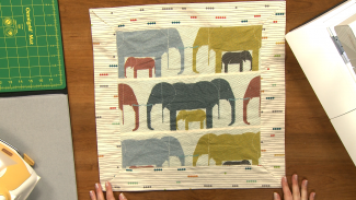 Create an Easy Baby Blanket