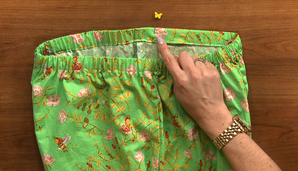 Pajama Pants Pattern National Sewing Circle Project