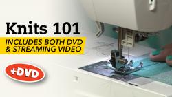 NSC Knits101-DVD