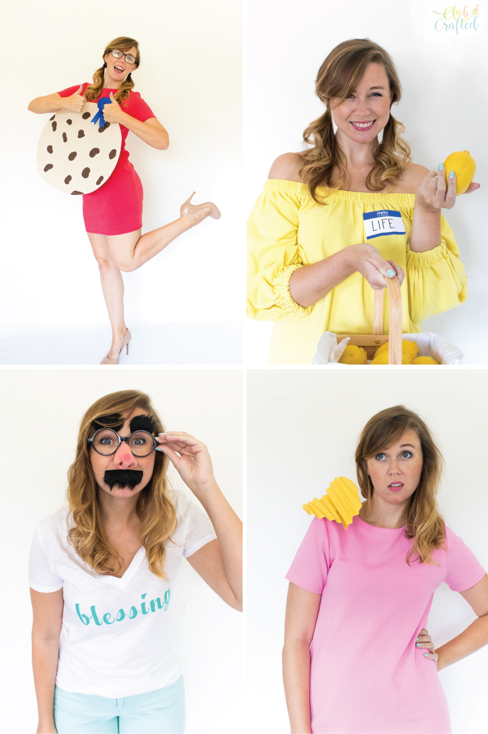 DIY Idiom Costumes