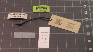 Creating Labels from Dutch Label Shop