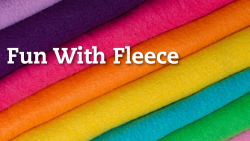 Fun with Fleece