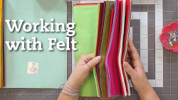 Working with Felt