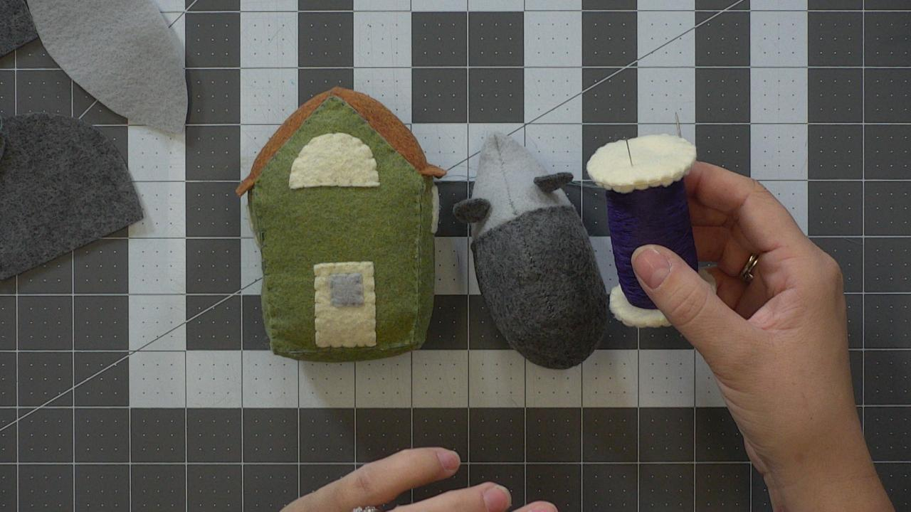 Working with Felt: Session 5– Felt Projects