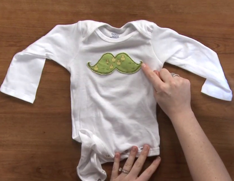 applique onesie