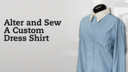 Alter-and-Sew-a-Dress-Shirt