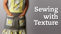 Sewing with Texture Hero