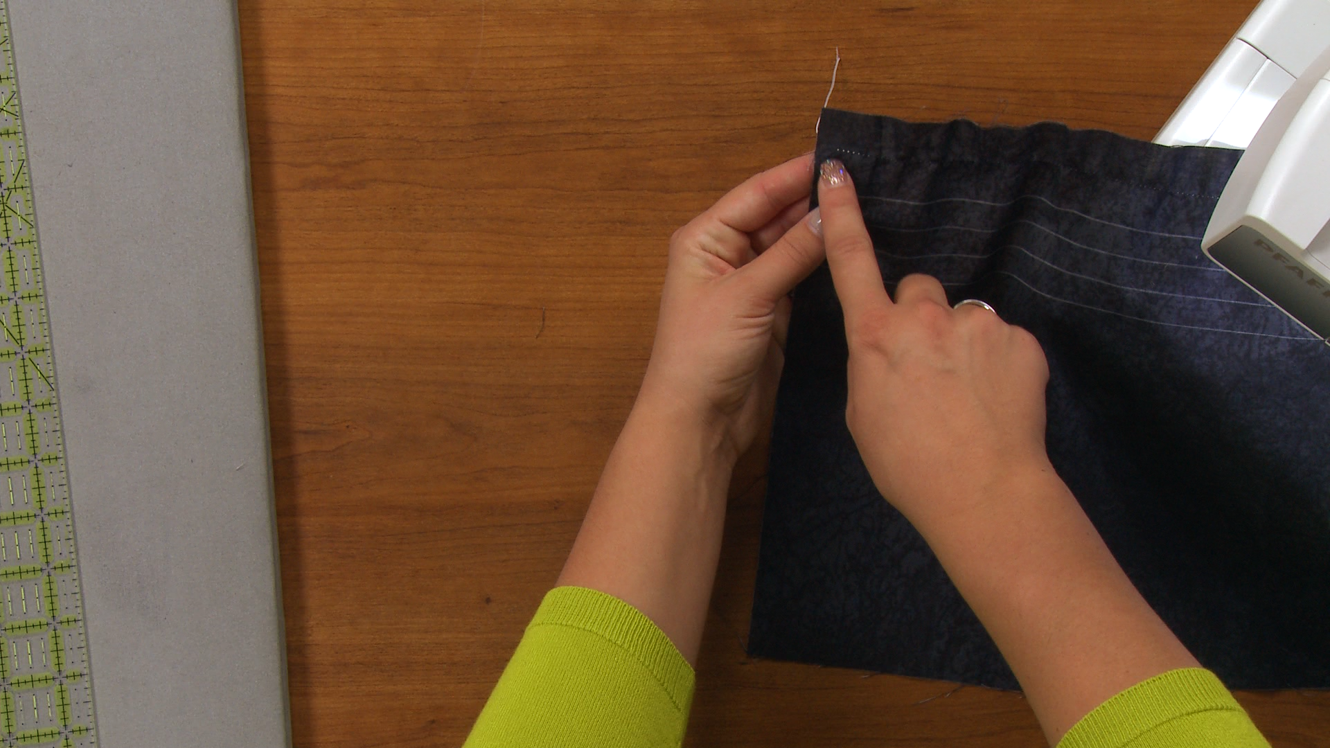 06 Shirring - Sewing With Texture