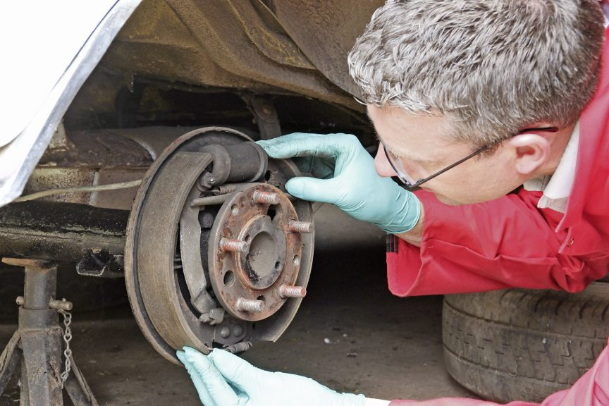 upgrading your brakes