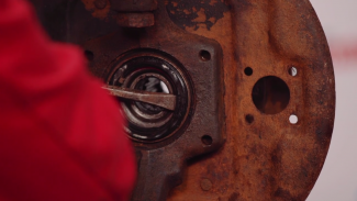 How to Renew and Adjust a Ball Type Wheel Roller Bearing