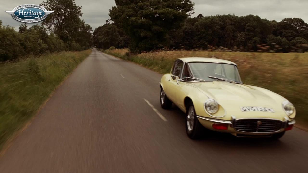 Mark's Marques: A Video Guide to the Jaguar E-type on