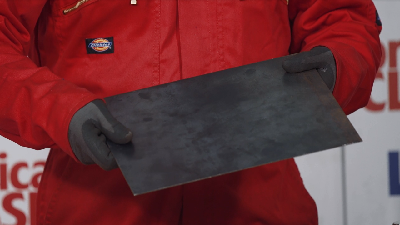 How to Weld Thick Metal