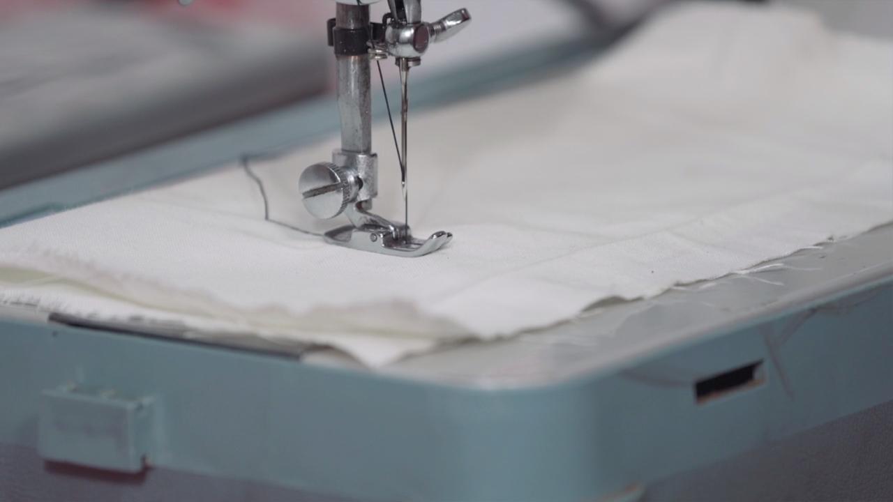The Basics of Machine Sewing