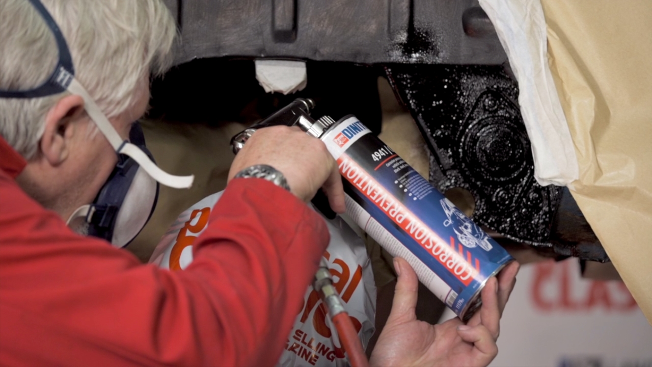 How to Achieve the Perfect Car Underbody Coating