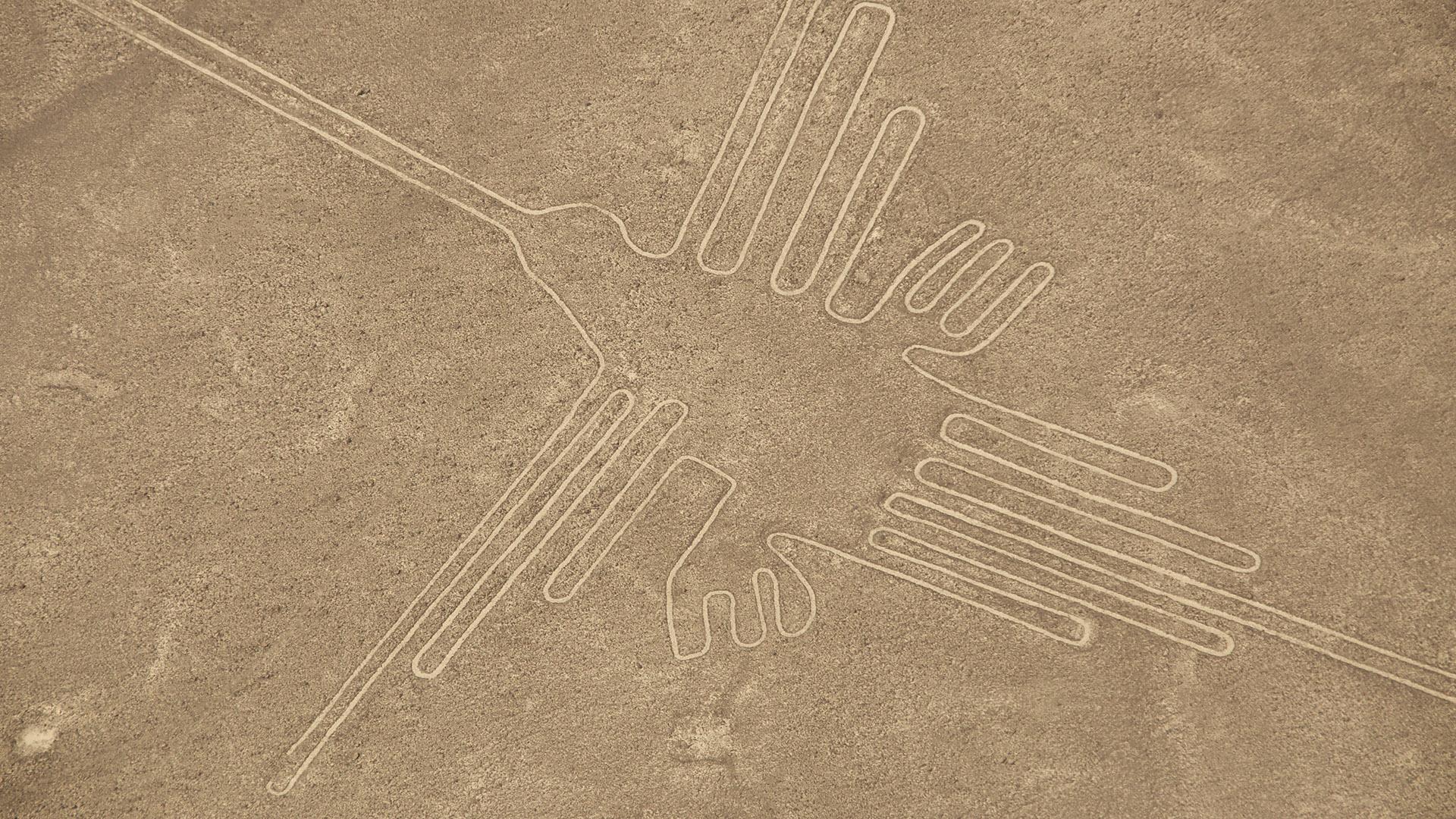 Around The World 52 Adventures Nazca Lines Peru