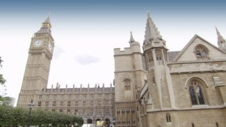 Houses of Parliament, and More, in London England with Rudy Maxa