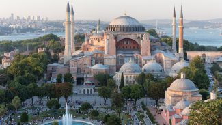 Turkish Baths, Whirling Dervishes, and Hagia Sophia in Istanbul, Turkey with Rudy Maxa