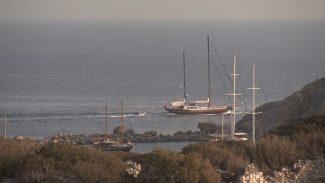 A Blue Cruise Along the Turquoise Coast, Turkey with Rudy Maxa