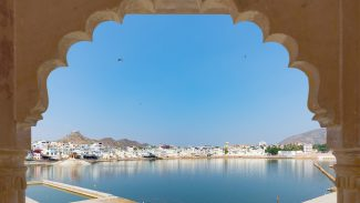 Pushkar, India with Rudy Maxa