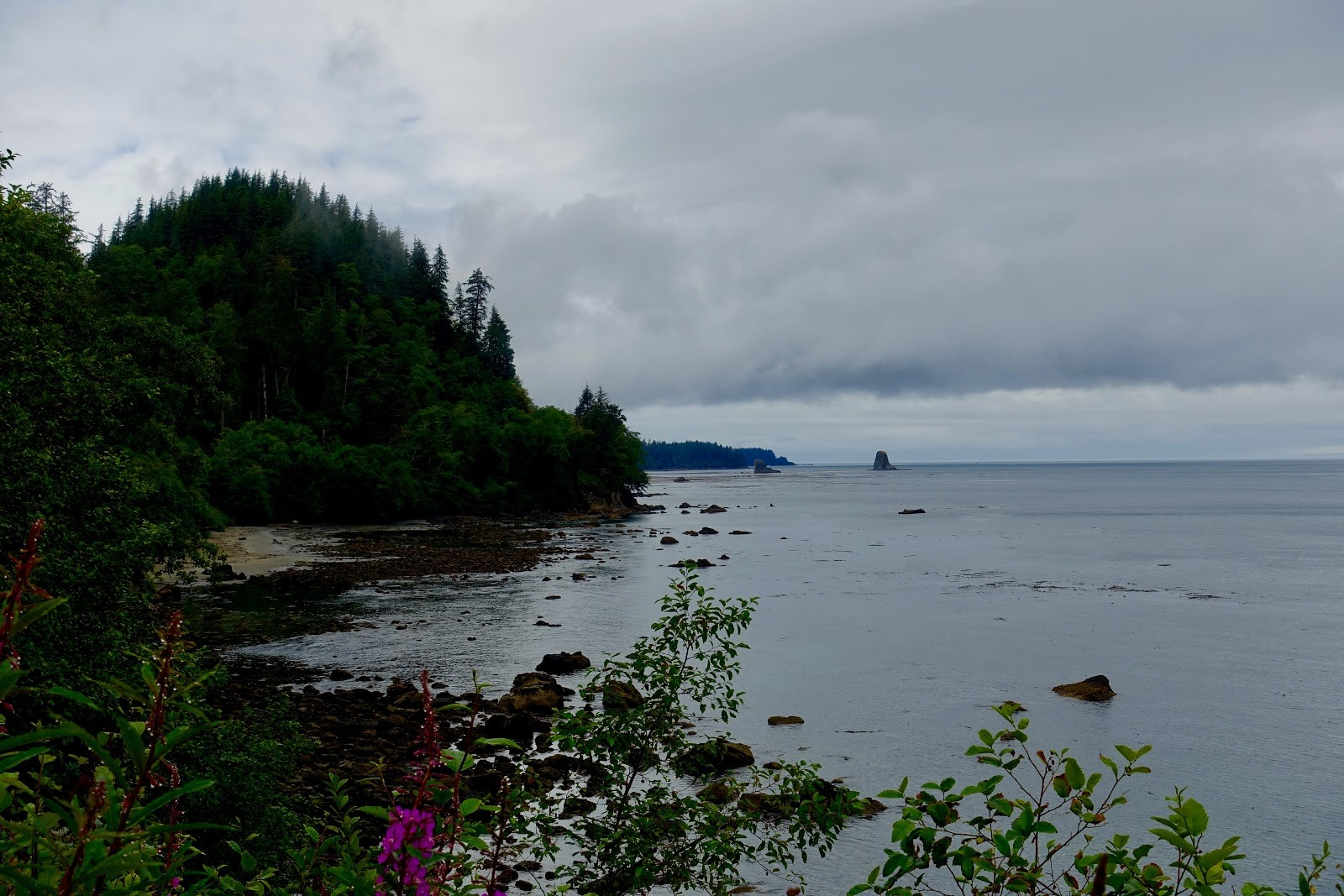 Neah Bay, Olympic National Park