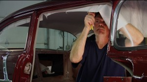 Installing a Headliner in Your Classic Car