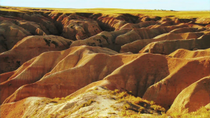 Take a Walk Through History in Badlands National Park