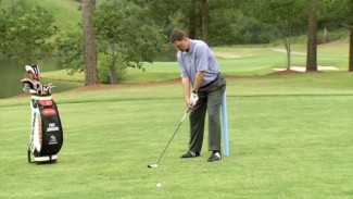 Golf Ball Trajectory and Swing Drills