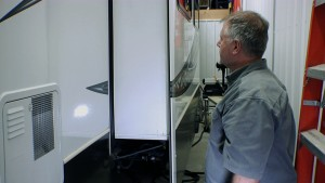 Buying a Used RV: Inspecting a Slide Room