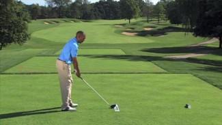 Correct Golf Swing Path