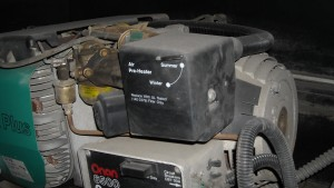 Simple Generator Precautions when Storing Your RV