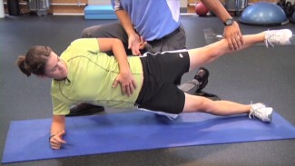 Fitness: Pillars and Stabilization Planks