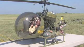 Marsh DeHart: Bell 47G Mas