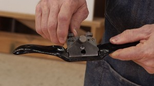 Setting Up & Using a Spokeshave