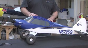Floats, Skies & Waterproofing an RC Airplane