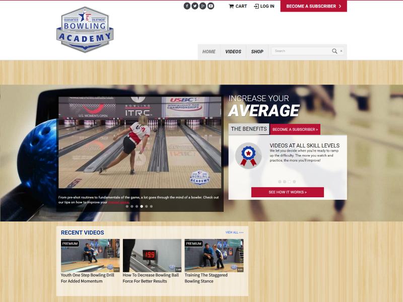 USBC Bowling Academy >>