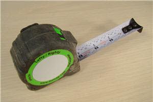 My Three Favorite Measuring Tools
