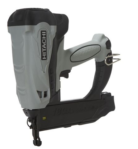 Reviewing the Hitachi NT50GS Gas Finish Nailer