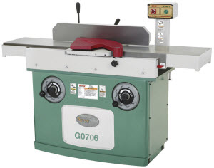Reviewing the G0706 Jointer from Grizzly