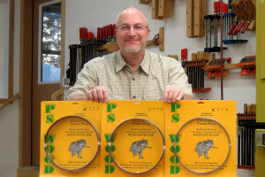 Reviewing Timber Wolf Bandsaw Blades