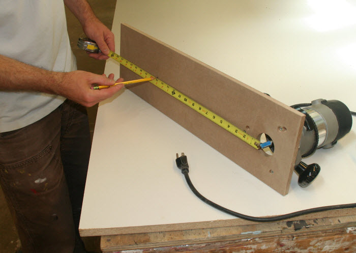 Shop-Made Router Base Plates