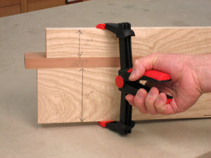 Using BESSEY Spring Clamps