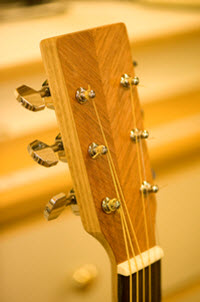 Guitars for Vets Build a Success