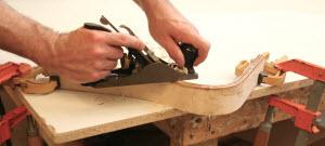 Replacing a Bent Lamination